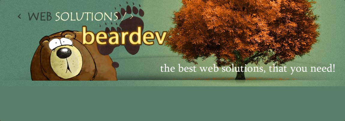 The best PHP development honey from BearDev