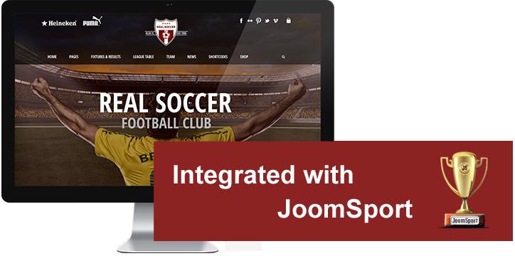 Best selling WordPress sport theme launches partnership with JoomSport sport plugin